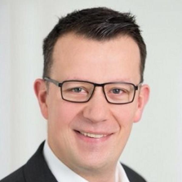 Sebastian Gatz, Vice President Crystalline Photovoltaics, Von Ardenne